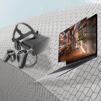 Desktop VR